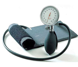how-aneroid-sphygmomanometers-work
