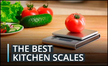 What are the best kitchen scales?