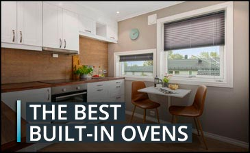 What is the best built-in oven?